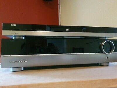 Hk 970 HARMANN KARDON Verstärker DvD 37 DVD Player • 89€