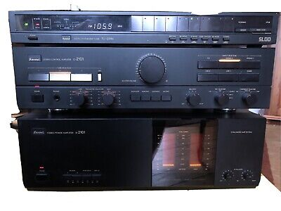 Sansui Stereo Anlage • 1,200€