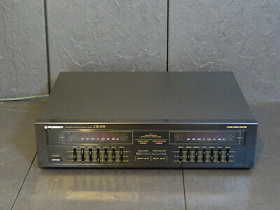 Pioneer Cr-555 Equalizer Boxed Ovp Vintage Legend Serviced  • 179€