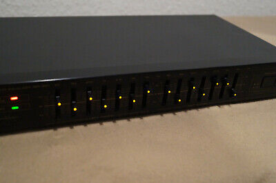 Pioneer 2x 7 Band Graphic Equalizer GR-331 • 59€