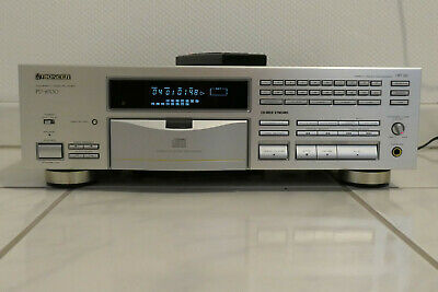 PIONEER PD 8700 CD Player Silber • 349€