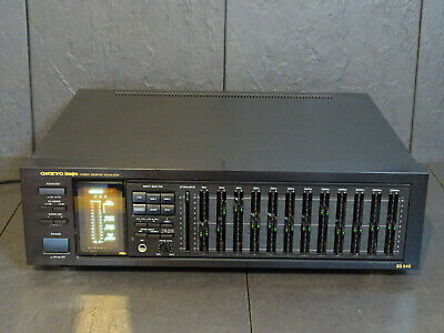 Onkyo Equalizer Eq-540 Vintage Excellent Serviced Rare • 419€