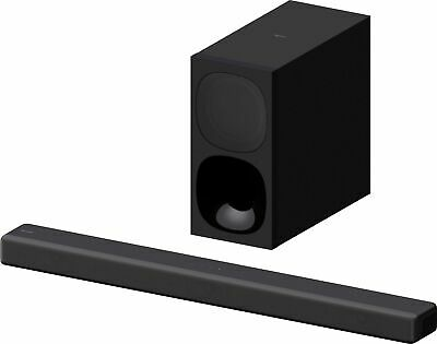Sony HT-G700 3.1 Soundbar  Bluetooth, 400 W, Mit Subwoofer • 299€
