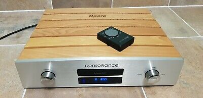 Opera Audio Consonance Reference CD 2.2, Röhre CD-Spieler • 550€