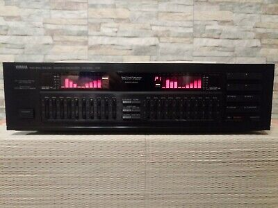 Yamaha EQ-630 Mint Condition,RC+Manual Multivoltage • 499€