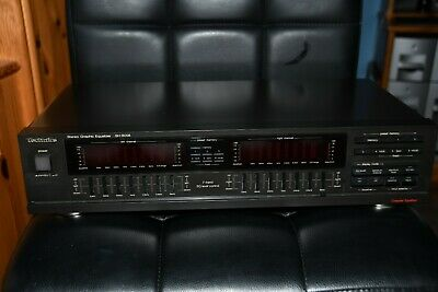 Technics Stereo Graphic Equalizer SH - 8058 • 189€