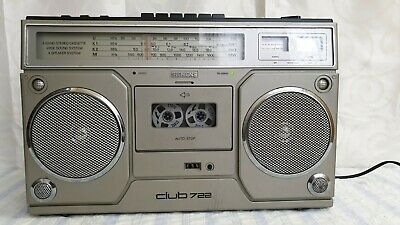 Stereo Siemens Club 722 In Top Zustand • 179€