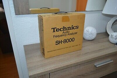Audio Frequency Analyzer Technics Technics SH--8000 • 285€