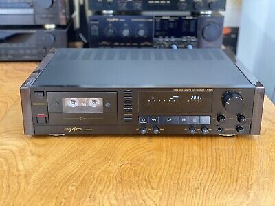 FINEARTS By GRUNDIG CT905 Tapedeck Kassette • 179€