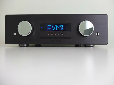 AVM OVATION CS 6.2 Compact Streaming CD-Receiver MEDIAPLAYER UVP 9.700,00 € • 5,590€
