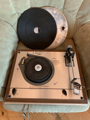 Thorens TD 165. - A Classic High-end Turntable (Plattenspieler) • 35€