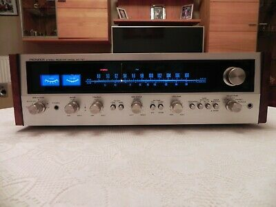 Pioneer SX-727  Stereo Receiver  Bj.1972    Topzustand ! • 399€