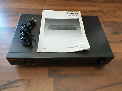 Technics Digital Sound Processor SH-GE90  Mit Anleitung Top!!!!! • 159€