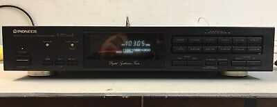 Pioneer F-757 Mark II HighEnd Stereo-Tuner ++ Digital Synthesizer ++ 2x Antenne • 2.50€
