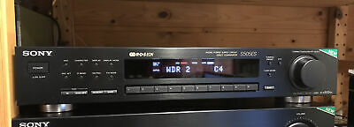 Sony ST-S505ES Stereo Tuner RDS EON  • 79€