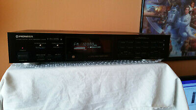 Pioneer F-550 RDS Tuner  • 42€