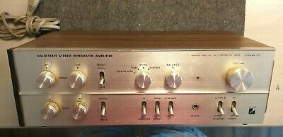 Luxman SQ 707 Solid State Amplifier Japan • 94€