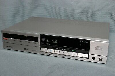 Philips CD-650  CD-Player      ***  TDA-1541 • 219€