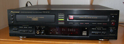 Pioneer PDR-W739 Compact Disc Recorder/Multi 3 CD Wechsler • 7.50€