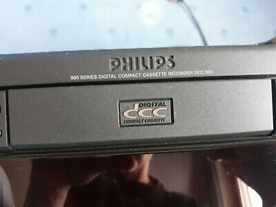 Philips Dcc 900 Digital Compact Cassete Recorder • 89€