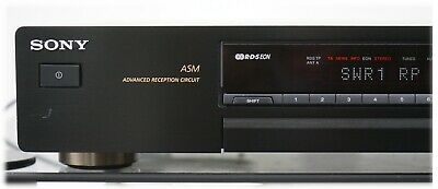 Sony ST-SB 920 QS Top Stereo Tuner • 89€