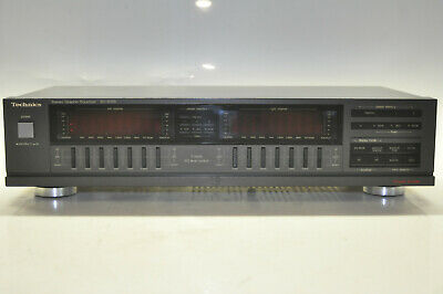 Technics SH-8058 Stereo Graphic Equalizer HiFi Sound Audio SH8058 • 199.99€