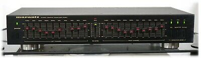 Marantz EQ-351 2 X 10 Band Equalizer • 75€