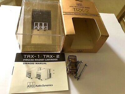 Adc Trx2 Trx 2 Mm Tonabhehmer Phono Cartridge  • 73€
