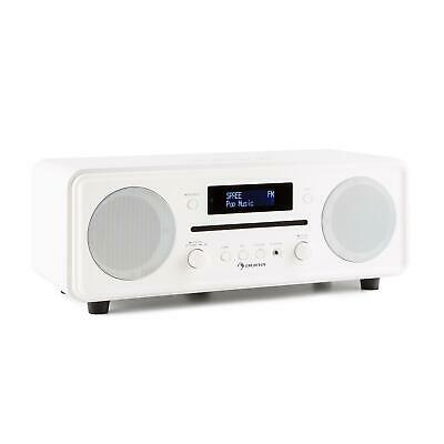 [b-ware] Cd Player Dab Radio Bluetooth Stereo Lautsprecher Kompakt Musik Anlage • 84.99€