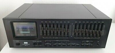 Sansui SE-9 Stereo Graphic Equalizer Top Model - Worldwide Shipping • 499€