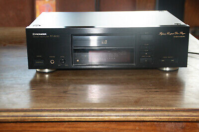 PIONEER PD-8500 REFERENCE CD PLAYER  HIGH-End Mit FB • 300€