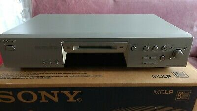 Sony Minidisk Player Recorder MDS-JE 480S Top Zustand. • 240€