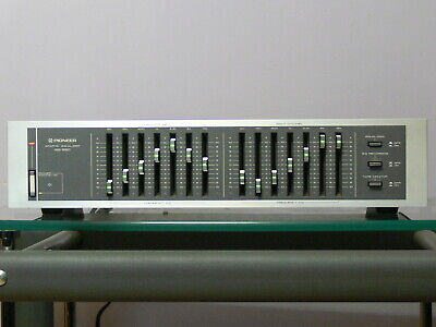 Pioneer SG-550  Graphic Equalizer • 149€