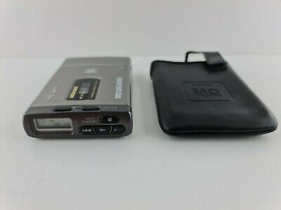 Sony MZ-E20 Minidisc MD Player  Working MADE IN JAPAN  • 49€