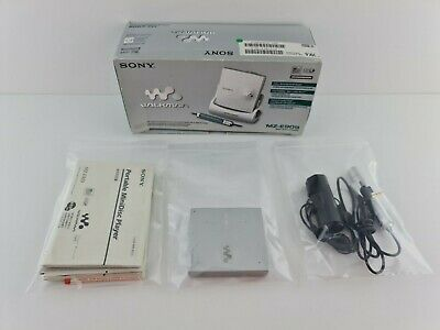 Sony MZ-E909 Minidisc MD Player  Working , Small Extreme • 159€