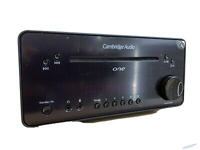 Cambridge Audio One Schwarz All-in-One  • 350€