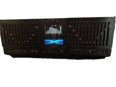 Kenwood GE-1100 Graphic Equalizer • 149€