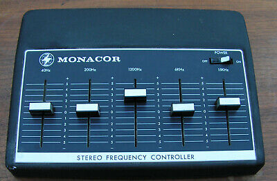 Monaco   Stereo Frequency Controller • 1€