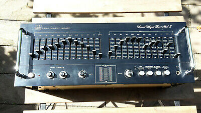 Vintage/rare: ADC Sound Shaper Two,ADC Model SS–2 MARK II 12 Band Equalizer,good • 189.99€