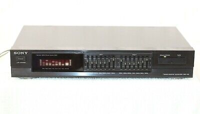 SONY SEQ-310 Graphic Equalizer. Made In Japan • 49€