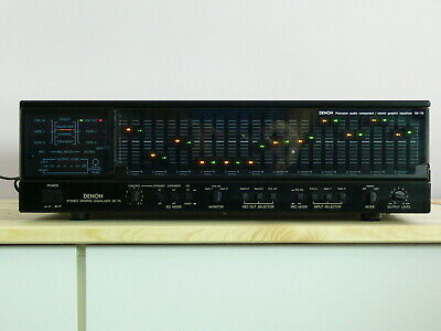 Denon DE-70   Graphic Equalizer • 459€