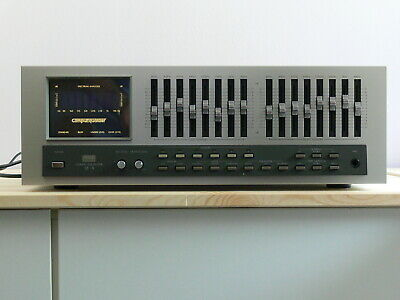 Sansui SE-9 Graphic Equalizer • 599€