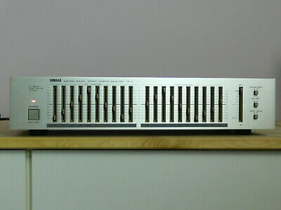 Yamaha GE-3 Natural Sound Graphic Equalizer • 169€