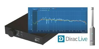 MiniDSP DIRAC LIVE DDRC-22DA Audio Processor / Digital Room Correction • 151€