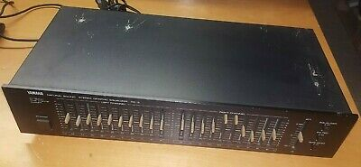 YAMAHA GE-3 EQUALIZER 2x 10 BAND • 25.50€