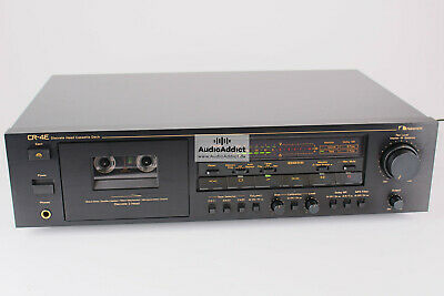 Nakamichi CR-4E  High End Tapedeck - Excellent Condition  - Serviced  • 799€