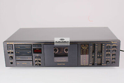 Nakamichi BX-300E High End Tapedeck - Excellent Condition  - Serviced  • 799€