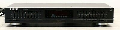 Philips EQ670 Stereo Graphic Equalizer • 69.99€