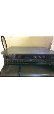 Technics Stereo Graphic Equalizer SH-GE70  • 90€