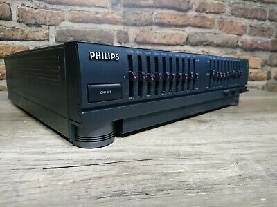 Philips EQ290 Stereo Graphic Equalizer  • 79€